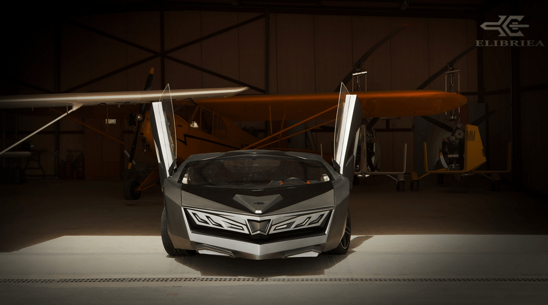 The Elibriea concept car is a very distinctive design