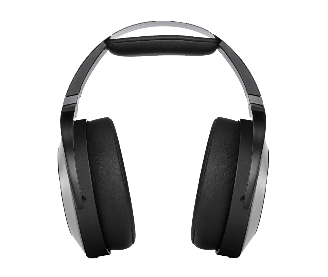 "Audeze reports that the EL-8 Titanium over-ears are capable of being driven by ""a wide variety of portable players and headphone amps"""