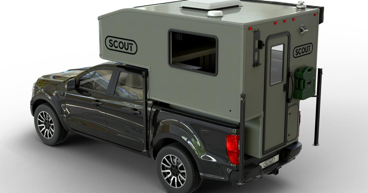 Обложка CAMPERS,CARAVANS,TRAVEL TRAILERS AND RV'S