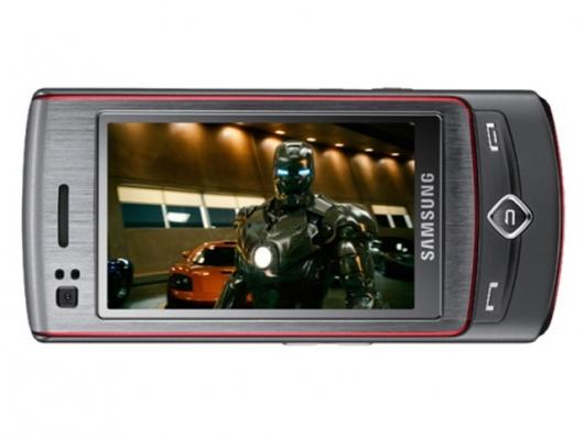 Samsung Movies is compatible with the Samsung Tocco Ultra Edition