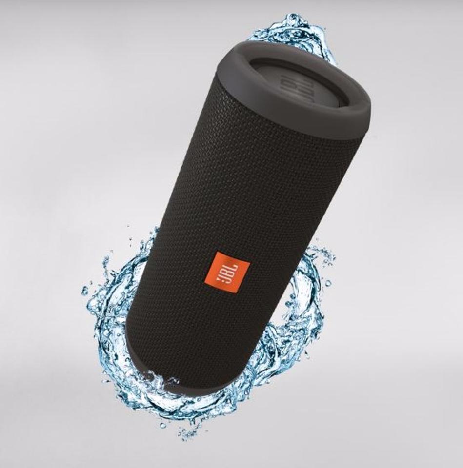 The Flip3 is JBL's third-generation Flip speaker