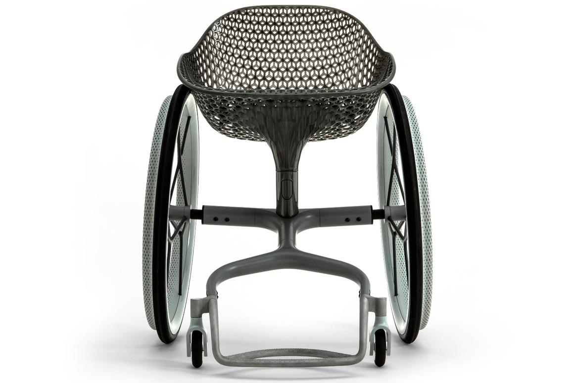 We've seen concept images before, but now Layer Design has provided a first detailed look its GO wheelchair
