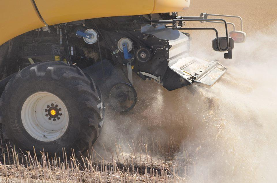 The Seed Terminator can be retrofitted onto a number of existing combines