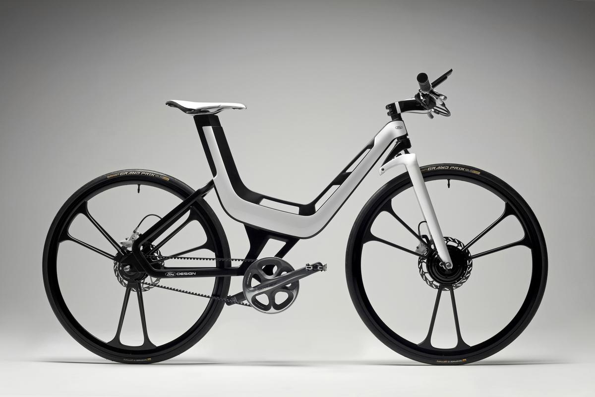Ford has revealed an e-bike concept in Frankfurt that uses magnetostriction sensor technology for the first time on a bicycle