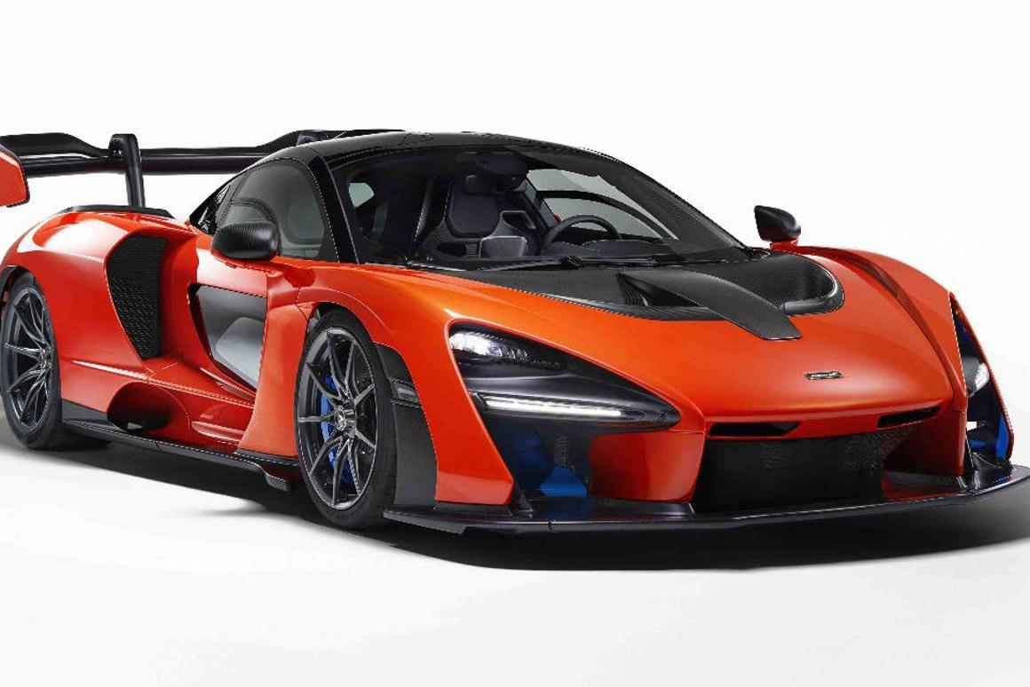 TheSenna - McLaren's most extreme road-car to date