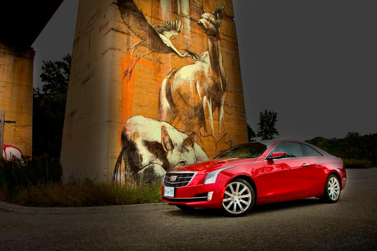 True to its lineage, this Caddy delivers a smooth ride and loves an open road
