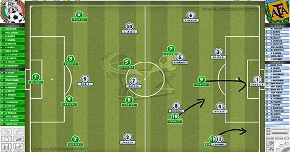 Brazilian soccer gets a touch of high-tech with TacticalPad