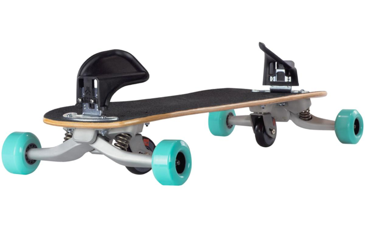 freebord 5x carving skateboard