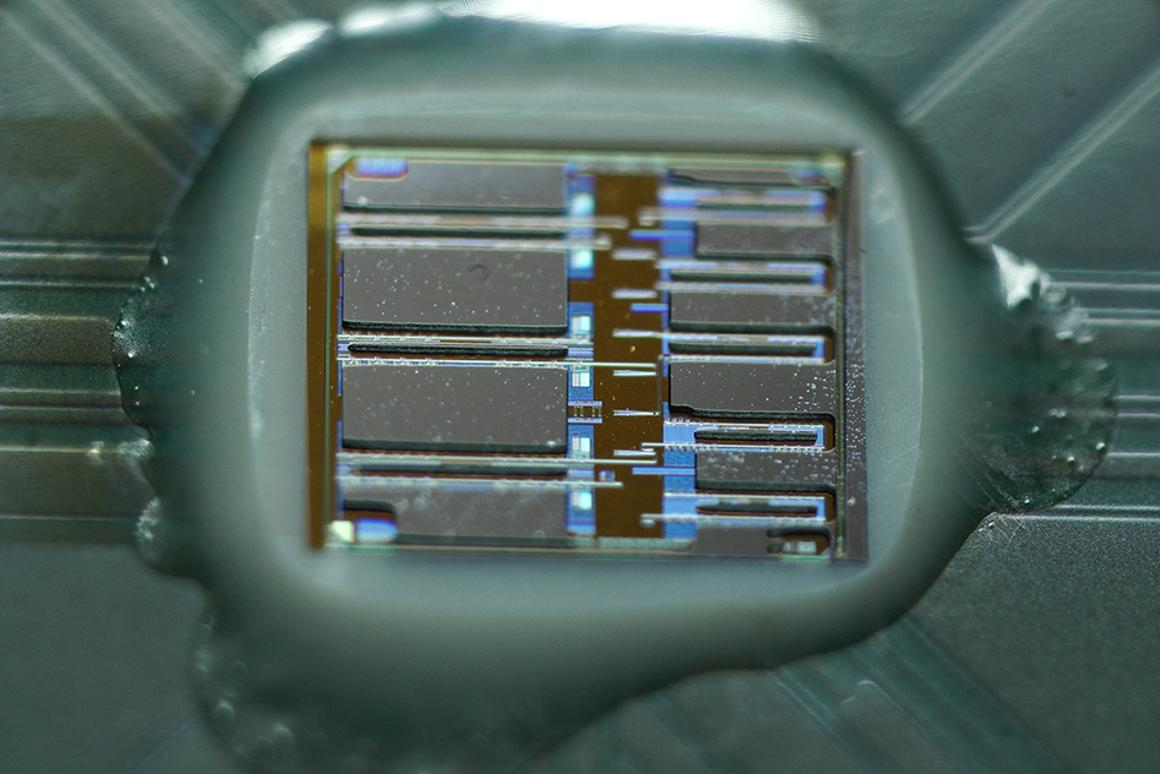 Ayar Labs' optoelectronic chips move data around with light but compute electronically