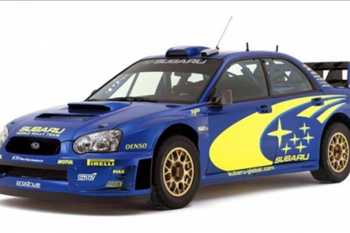 Subaru Rally Car >> Subaru S 2005 World Rally Car To Debut In Mexico