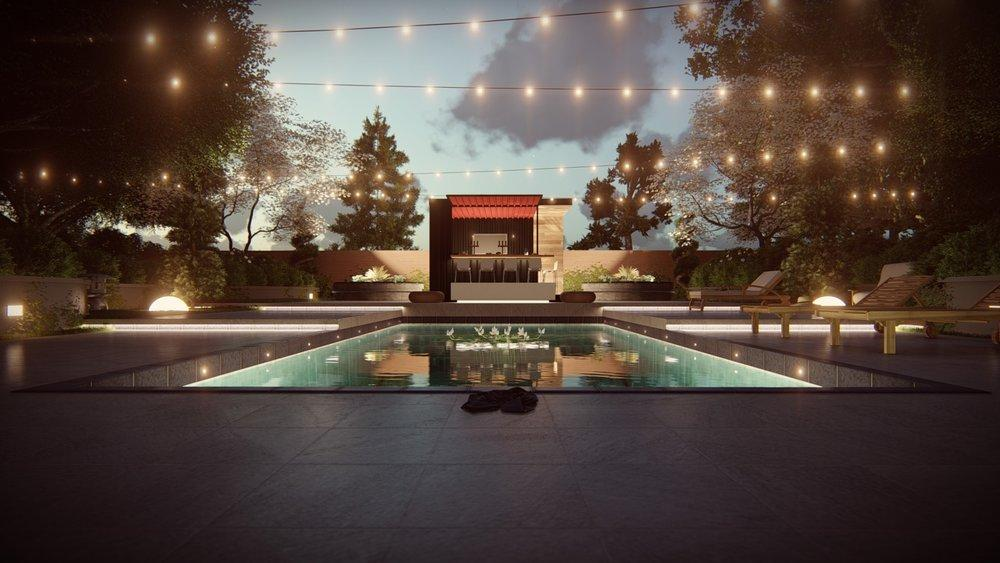 We've covered all kinds of uses for shipping containers by now, including houses, farms, and swimming pools. We can now add pop-up bar to the mix, courtesy of Canadian firm Honomobo and its Honomobar