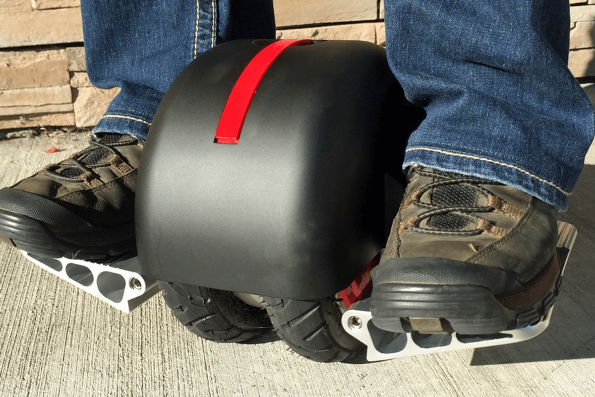 The latest member of the Solowheel e-unicycle line is the Iota