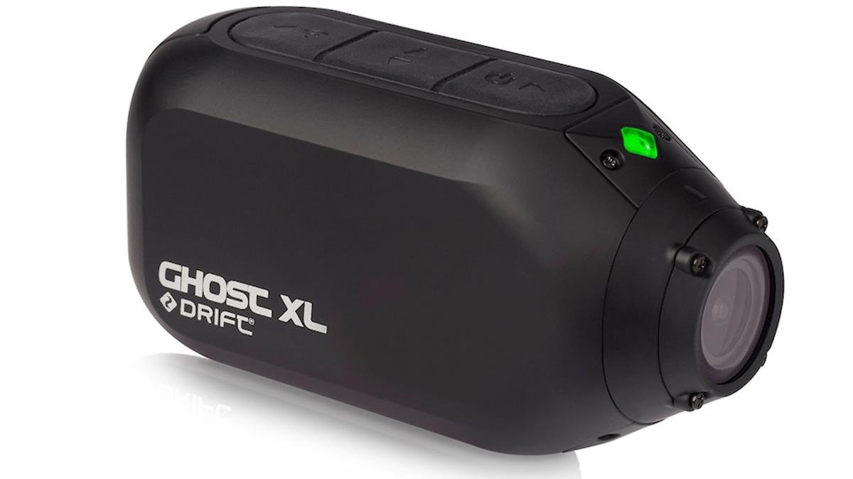 The Ghost XL weighs 120 grams, and features a 3,000-mAh lithium battery