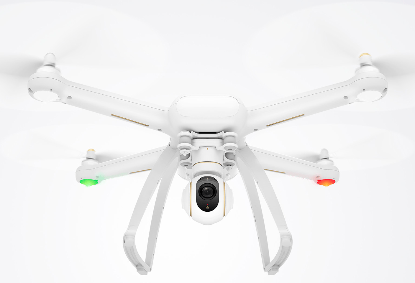 Xiaomi's drone is simply dubbed Mi, in keeping with its category of consumer products by the same name