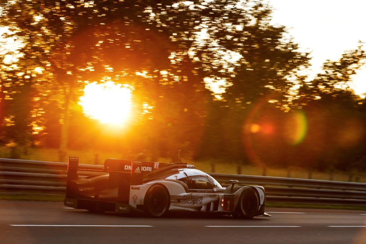Porsche is backing out of LMP1 for Formula E