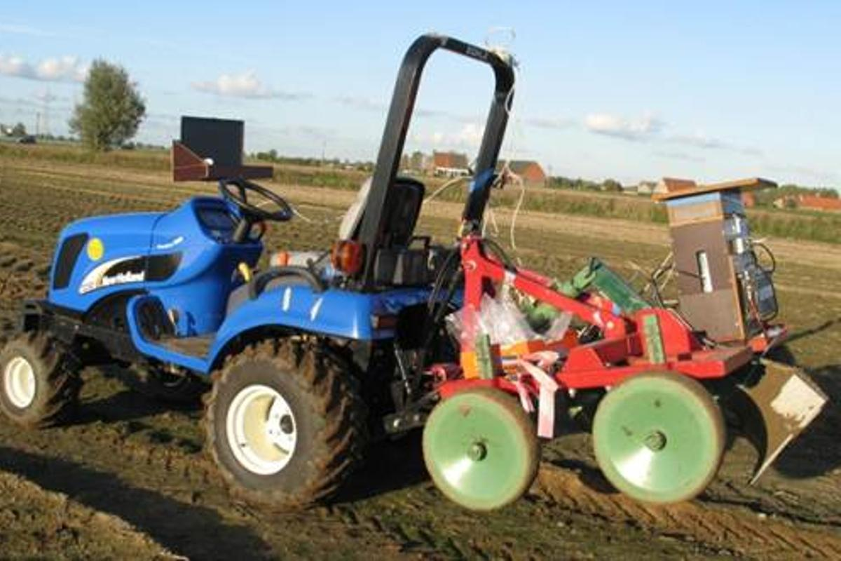 The self-steering autonomous tractor could soon see tractors working the fields on their own