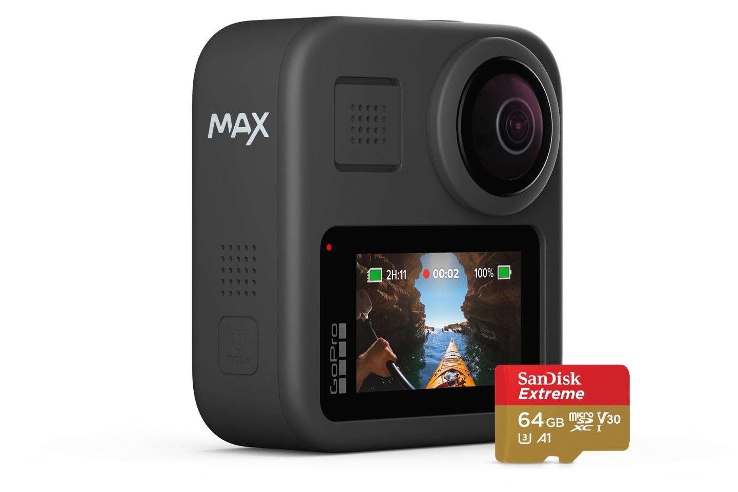 The GoPro Max will set you back $500