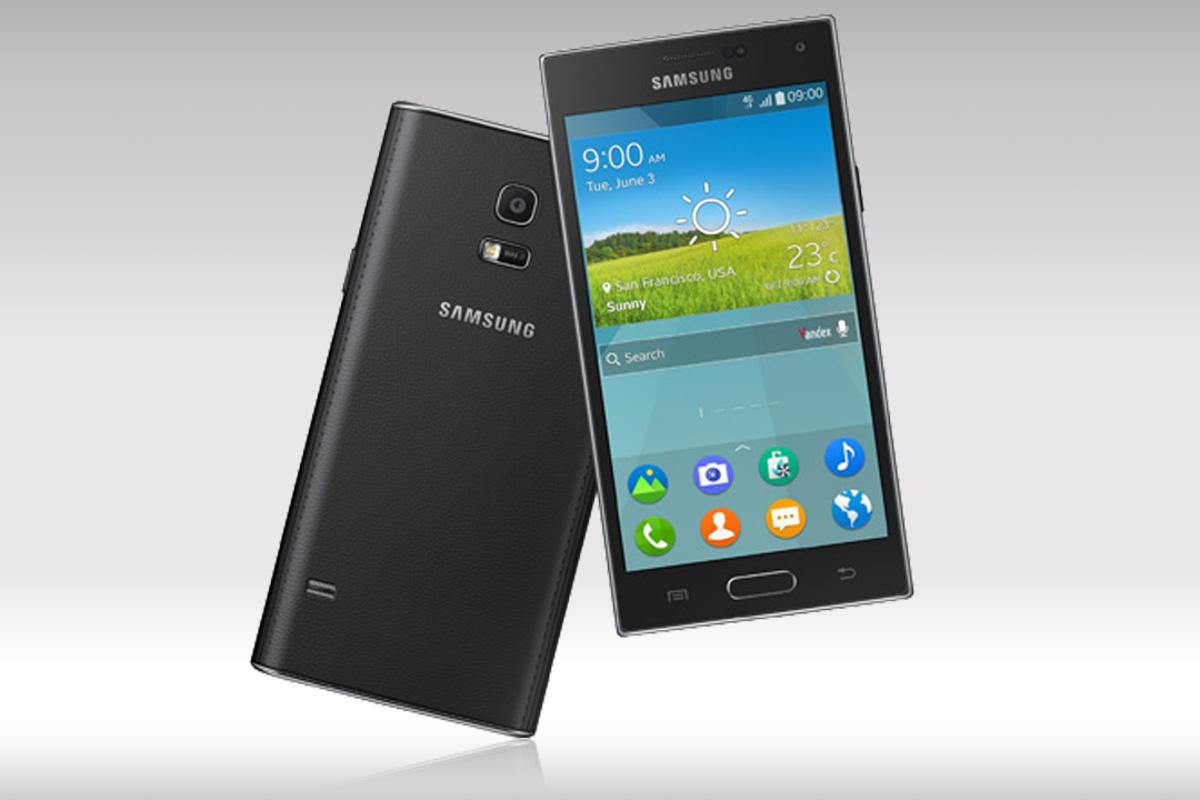 The Samsung Z - a Tizen-based smartphone with a lot to prove