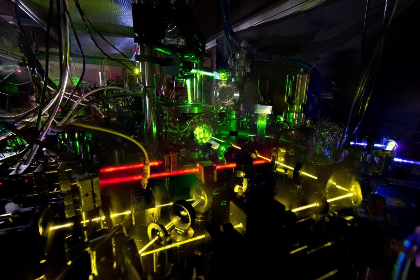 NIST researchers have set a new world record for atomic clock stability using a pair of ytterbium-based timepieces accurate to intervals of quintillionths of a second