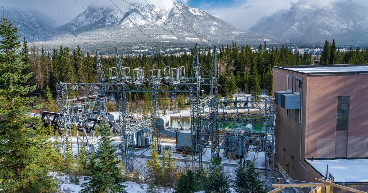 88-megawatt Canadian hydro-to-hydrogen plant to open in 2023