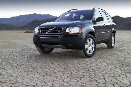 State-of-the-Art V8 for Volvo XC90