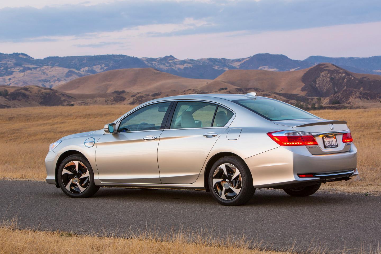 The 2014 Honda Accord PHEV