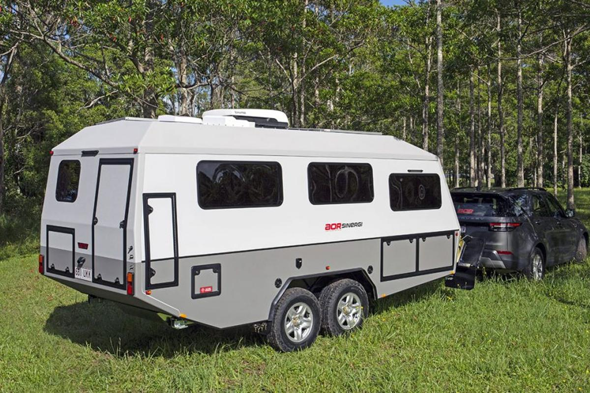 The Sinergi is the latest release from Australian Off Road