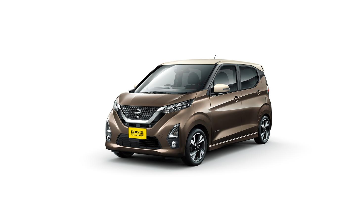 The all-new Nissan Dayz