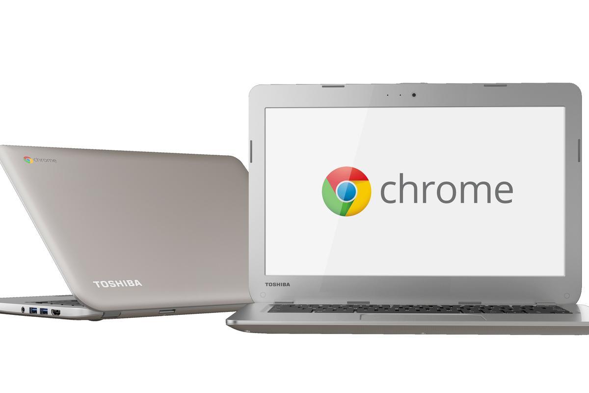 Toshiba's 13.3-inch Chromebook