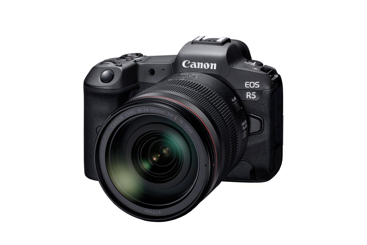 Canon will preview the EOS R5 at the 2020 Wedding and Portrait Photographers International expo in Las Vegas later this month