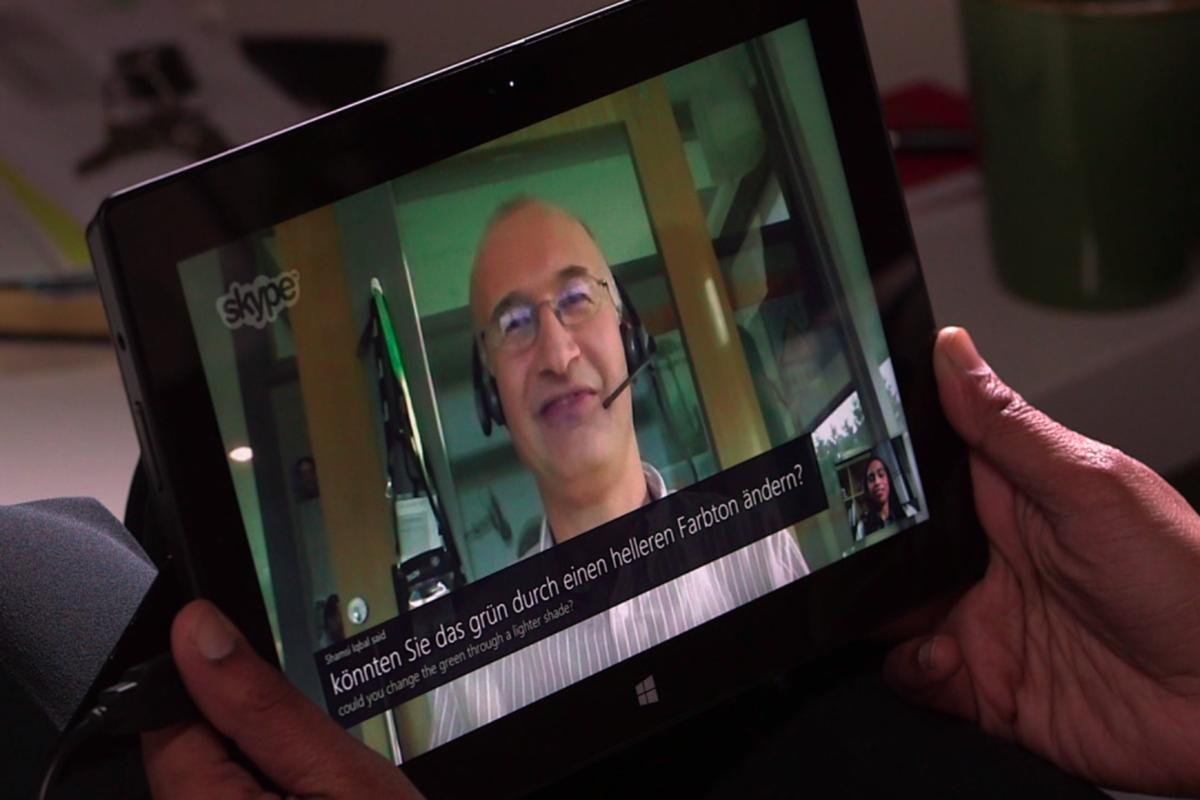 Skype Translator recognizes and translates different languages and could give new meaning to cross-cultural communication