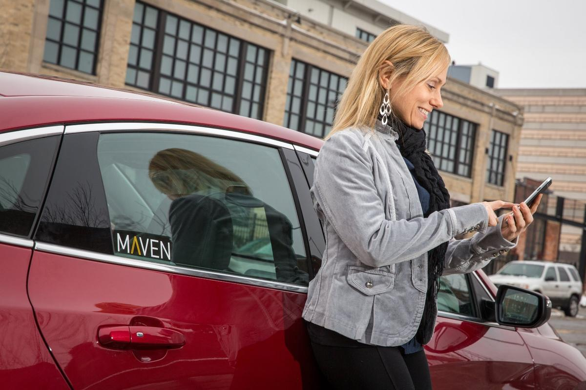 GM's aim for Maven is to provide highly personalized, on-demand mobility services