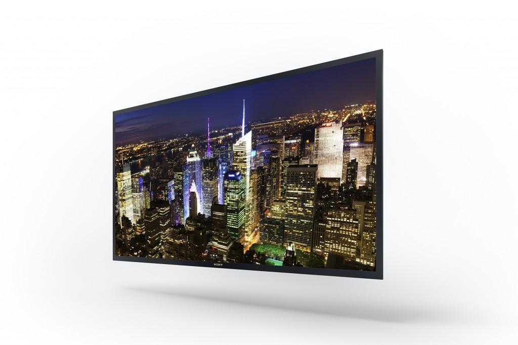 Sony's prototype 56-inch OLED TV boasts 4K (3,840 x 2,160) resolution