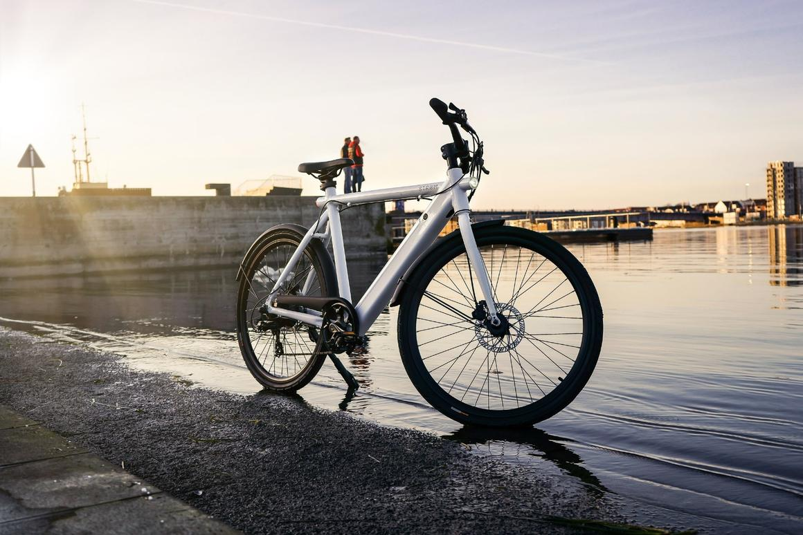 The Strøm City e-bike project is currently raising production funds on Indiegogo