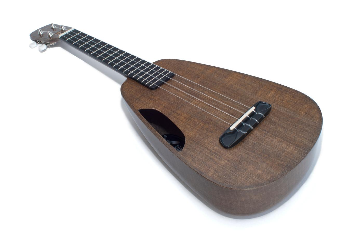 The Clara ukulele from Blackbird Guitars