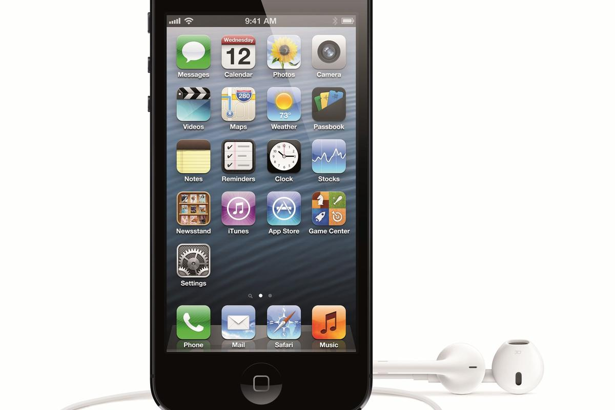 Apple has announced the release of its new iPhone 5