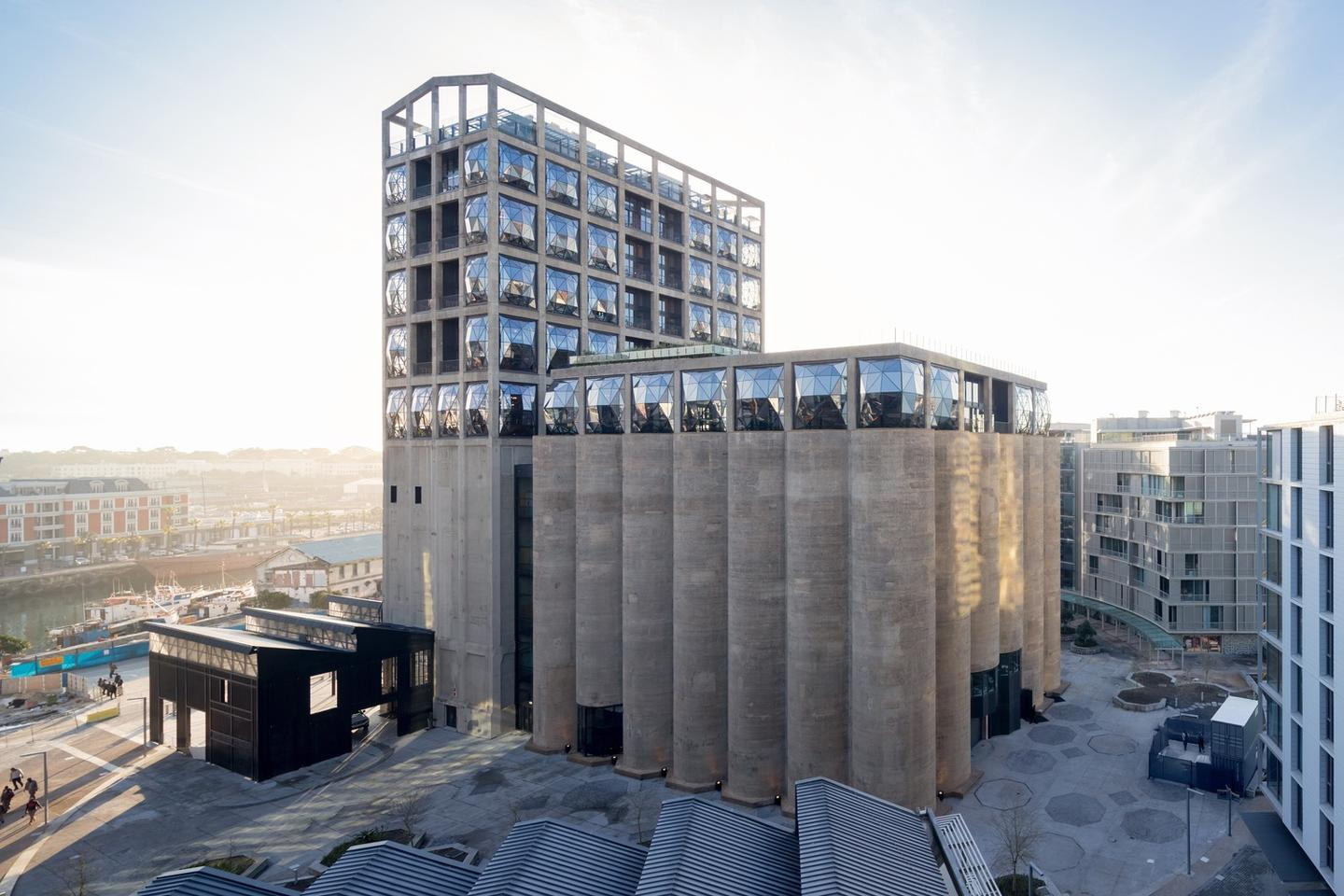 Zeitz MOCAA, in the New and Old - Completed Buildings category