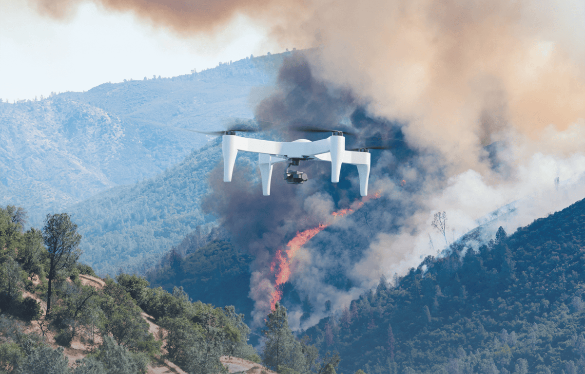 Impossible Aerospace has already started selling its US-1 long range drone tofirefighters, police departments and search and rescue teams ahead of more general availability in Q4 2018