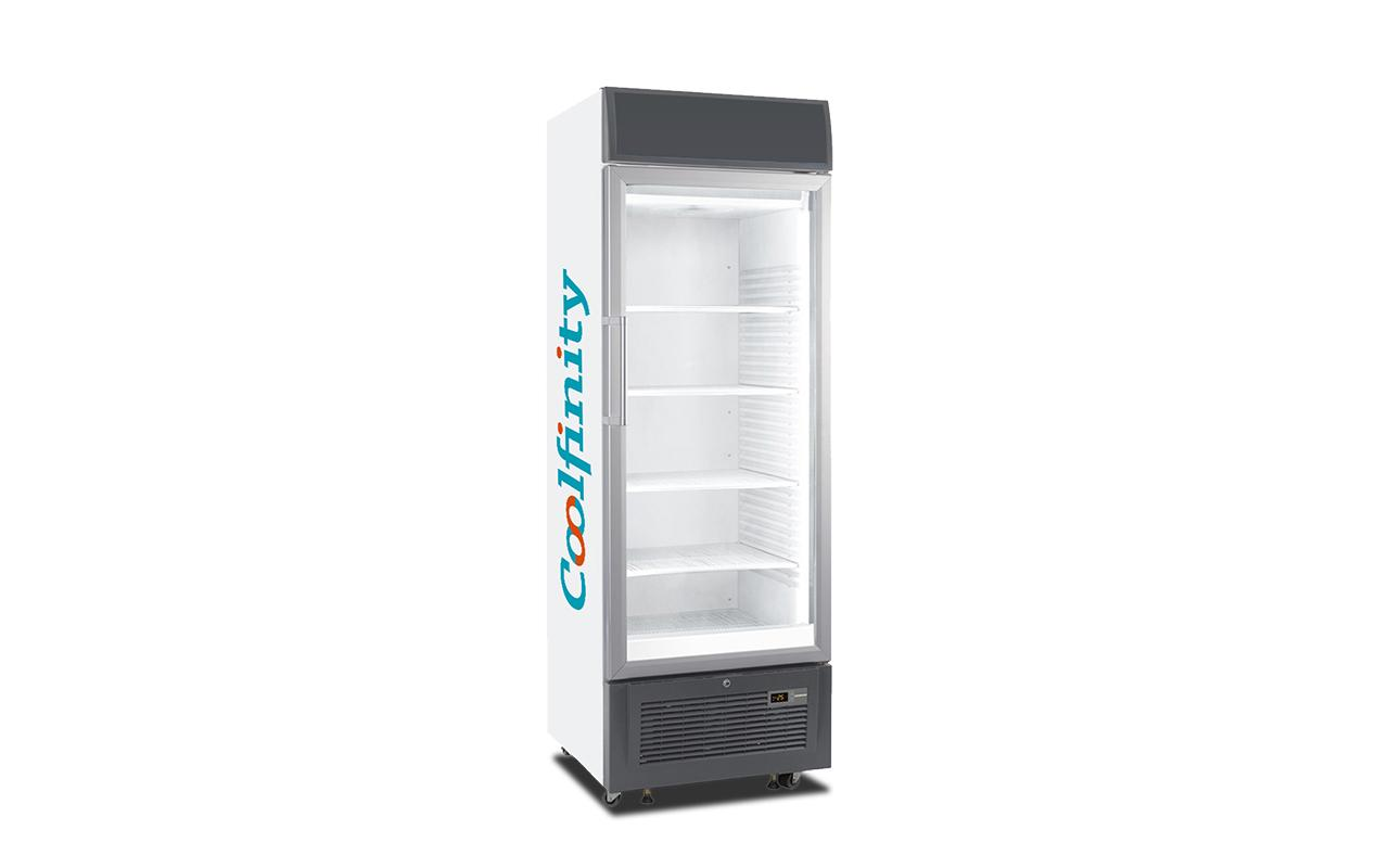 The IceVolt 300 fridge is designed to lessen the reliance on the power grid to keep items cold