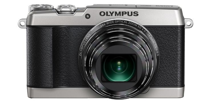 The Olympus Stylus SH-1 will be available from May in either black, white or silver for a price of $400