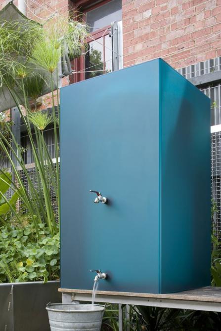 Full Tank's LUMI rainwater storage system