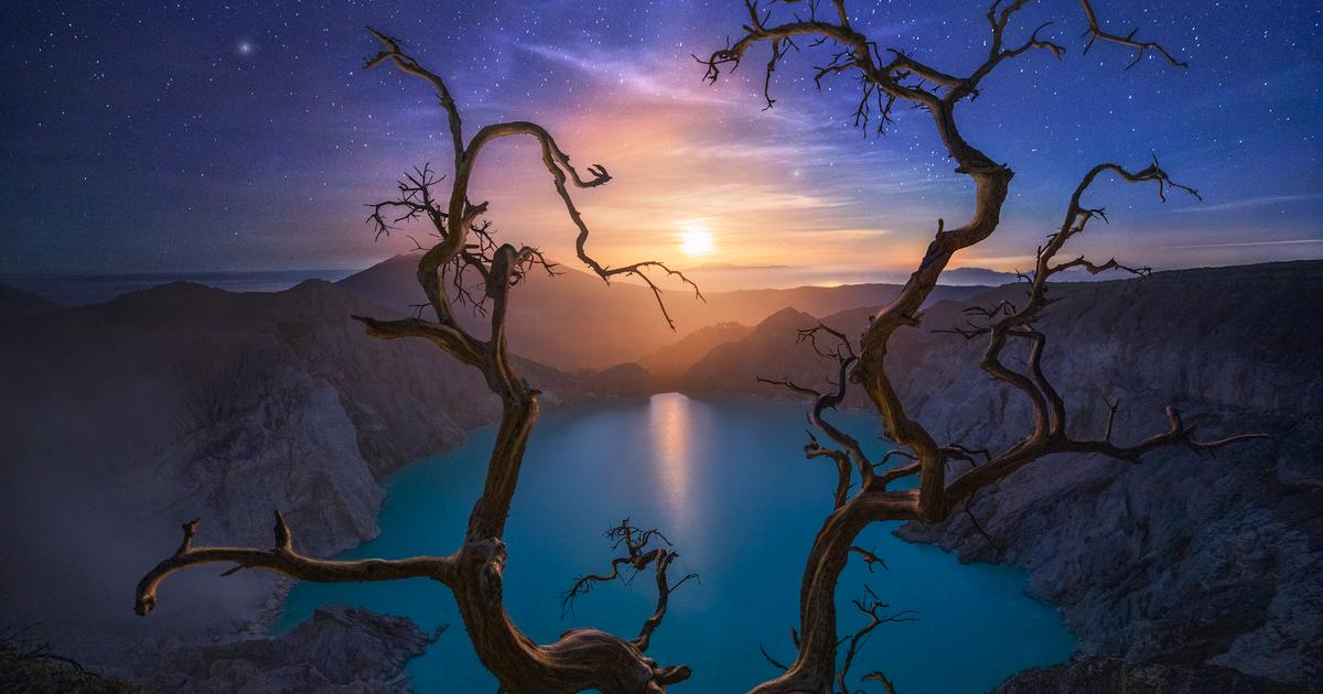 The best landscape photography of 2020