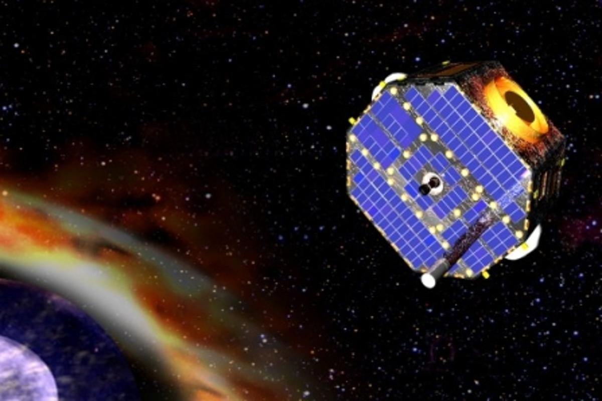 Artist's impression of IBEXImage: NASA