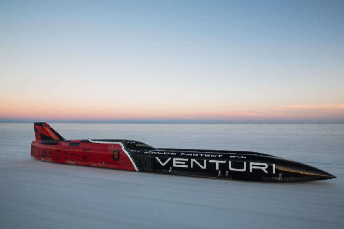 After three years, the VBB-3 finally puts its name in the books