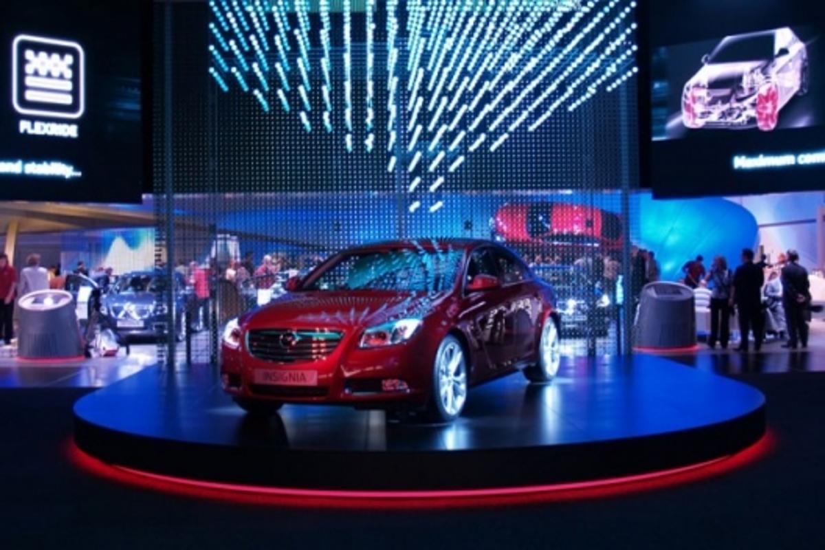 Opel Insignia World Premiere