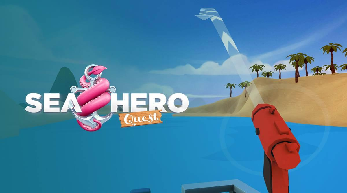 The goal of Sea Hero Quest is to find the quickest route to a series of checkpoint buoys, while making one's way through a maze of icebergs and islands
