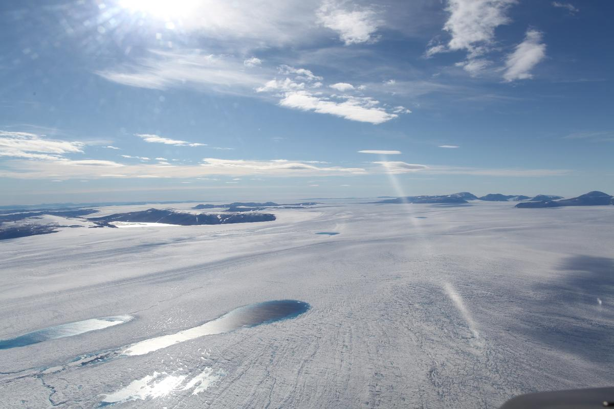 Greenland didn't shed about 2,500 gigatons of ice between 2003 and 2013, as satellite measurements had indicated, but almost 2,7000 gigatons instead