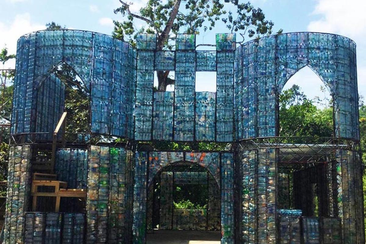 A new home at the Plastic Bottle Village starts at US$149,000 – $300,000, depending on the model