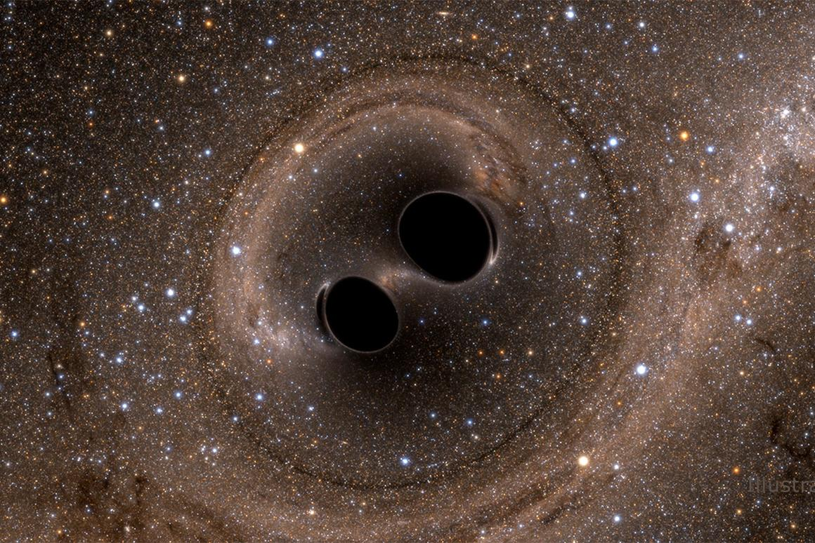 A Northwestern University team has unveiled plans to build a functioning gravitational wave detector small enough to fit on a tabletop