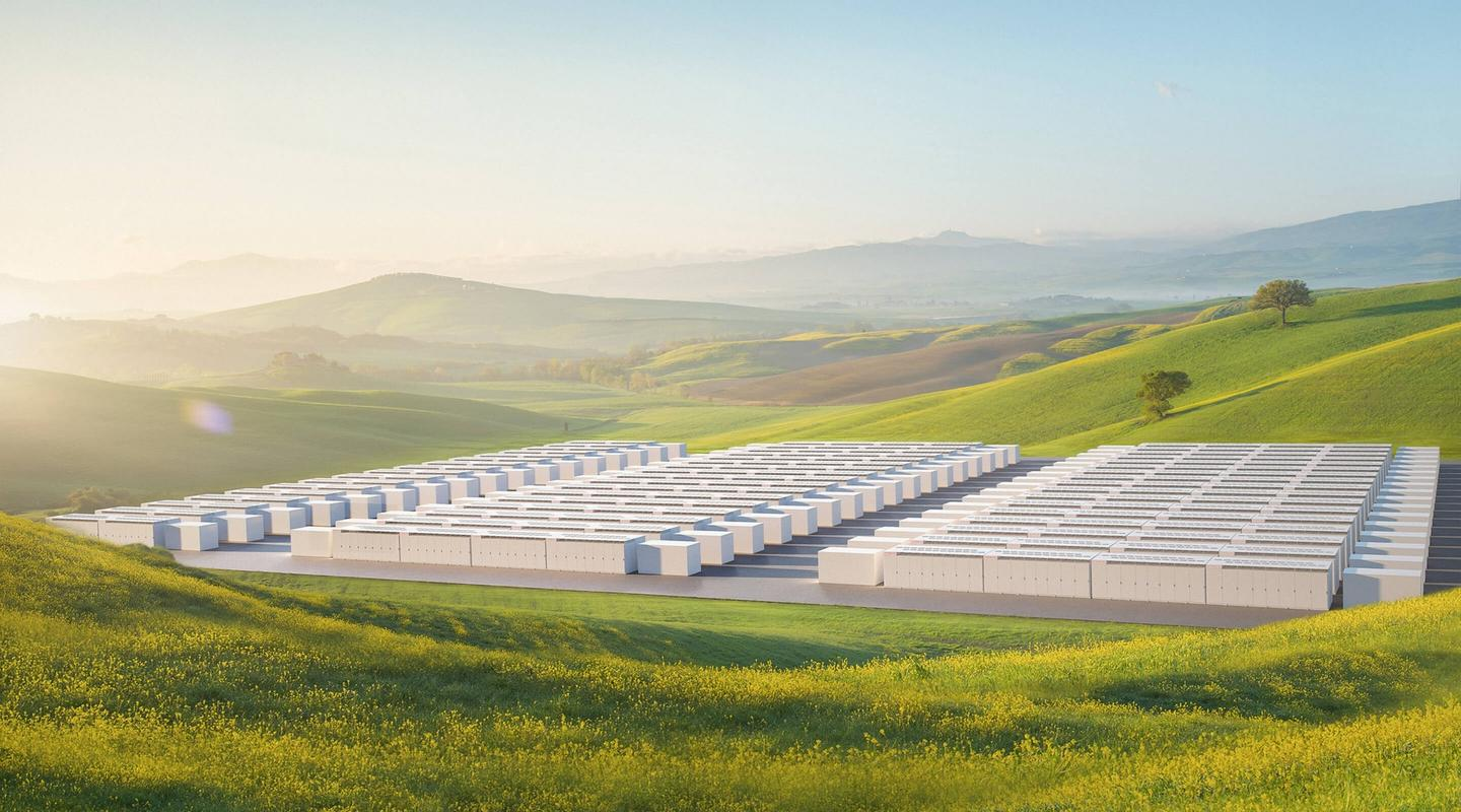 Though each Megapack has a capacity of 3 MWh apiece, Tesla says they are designed to hooked up to one another to make up a giant modular battery